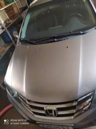 Honda City LX 1.5 Flex automatico
