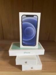 iPhone 12, 128gb - Preto - novo.