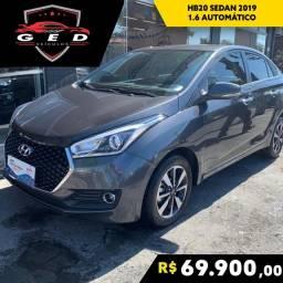 Hyundai HB20S 1.6 Premium (Aut) (Flex)