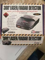Detector de radar Uniden