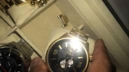 Relógio Rip Curl XL Titan gold sss