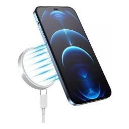 Carregador magsafe magnetico 15w Iphone 12 12 pro 12 pro max