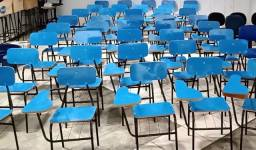 Cadeiras escolares zeradas! 40 unidades