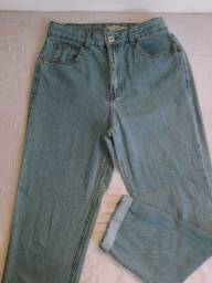 Calça linda jeans Moon 38