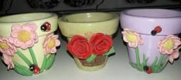 Vasinho de cerâmica, Itaim Paulista