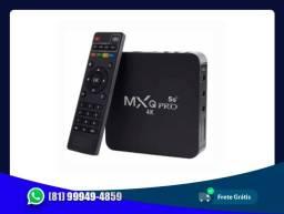 TV Box Mxq Pro 5G 4GB - 32GB (Android 10)