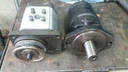 Bomba i motor hidráulico