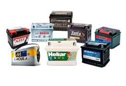 Bateria automotiva nova as melhores marcas promoção a partir de R$ 120