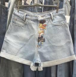 Short cintura alta Vintage 80s