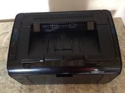 Impressora Laser HP P1102W com Wi-Fi - Monocromática