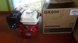 Vendo uma mega Honda rabeta 6.5 hp
