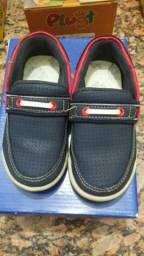 Sapatos masculinos infantil