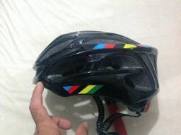 Capacete modelo specialized