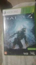 Jogo de Xbox 360 halo 4
