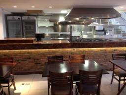 Ponto comercial com instalações e equipamentos de primeira linha para restaurante