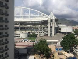 Stadio- Apto de 2 e 3 quartos em frente ao Engenhão.C/armários e 1 ano cond.grátis e ITBI!