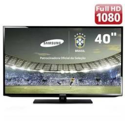 TV Samsung - Tela Quebrada