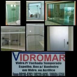 Manutenções 99110-9792 vidraçaria