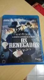 """Bluray Filme """" Os Renegados """""""