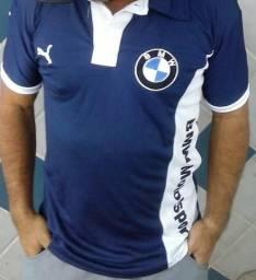 Bmw Azul 2018 - Camisa Polo - 1º Linha