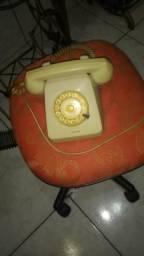 Telefone antigo funcionando perfeitamente quero