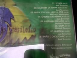 Ouvi do Brasileiro - José Simonian & Cia Instrumental. CDs novo e lacrados. Tenho vários