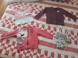 Vendo kit de roupas para meninas lilica ripilica