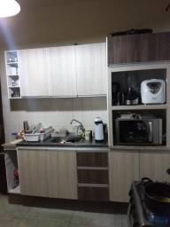 Cozinha modulada, tapázio