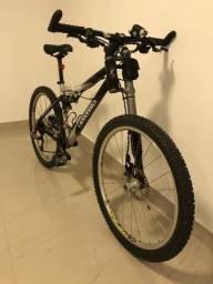 Bicicleta Cannondale lefty full 26