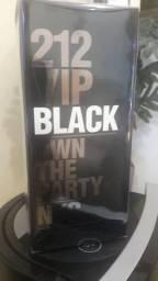 Perfume 212 VIP Black 200ml lacrado