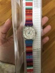 a4e6c7d6184 Relógio swatch novo
