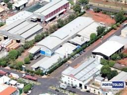 Galpão/depósito/armazém à venda em Distrito industrial, Batatais cod:55769