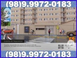 Village Das Palmeiras Prime 2, apartamentos com 2 quartos, 52 m² Cohama - São Luís/MA