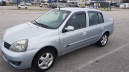 Clio Sedan Privilege 1.6 16v - IMPECÁVEL - 2006