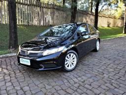 Honda New Civic LXS 1.8 Flex [baixa km] - 2014