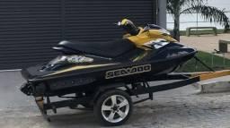 Jet ski Rxp sea doo troco por utv 1000cc - 2007