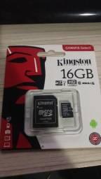 Cartão de Memória de 16GB