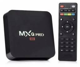 Tv Box MXQ Pró 4k