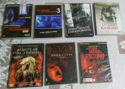 Dvds De Terror Por: 30,00