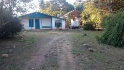 Velleda oferece sítio 2000 m² arborizado, com casa, ac. troca Cachoeirinha
