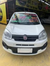 Fiat Uno 2017 + GNV (Único Dono, entrada + 48x 593)