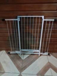 Kit Grade de Proteção para Porta