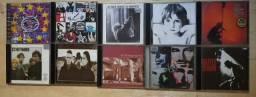 Pacote 10 CDs U2 - Raridade