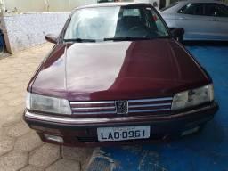 Peugeut 605 ano:1994 carro para colecionador muito novo mesmo