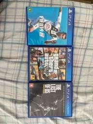Vendo cada jogo por 35 reais