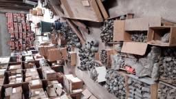 Materiais ferro galvanizado conexão