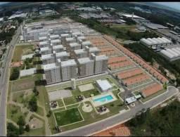 Casa de duas suítes e duas vagas no Moradas Club Canoas R$220Mil