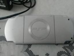 PSP prata usado
