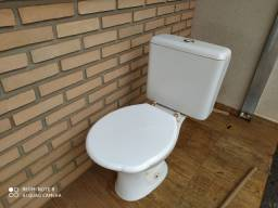 Vazo sanitário+ lavatório