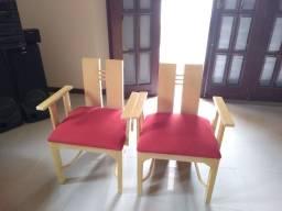 Duas cadeiras